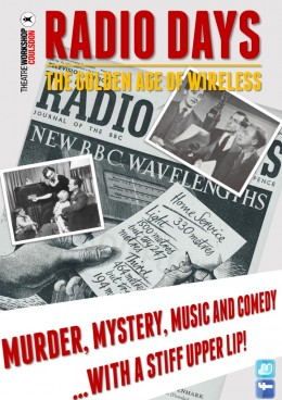 Radio Days Online Poster