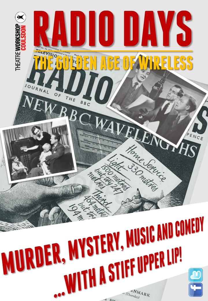 Radio Days Online Poster