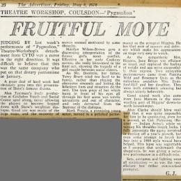 Pygmalion Review - May 1970a