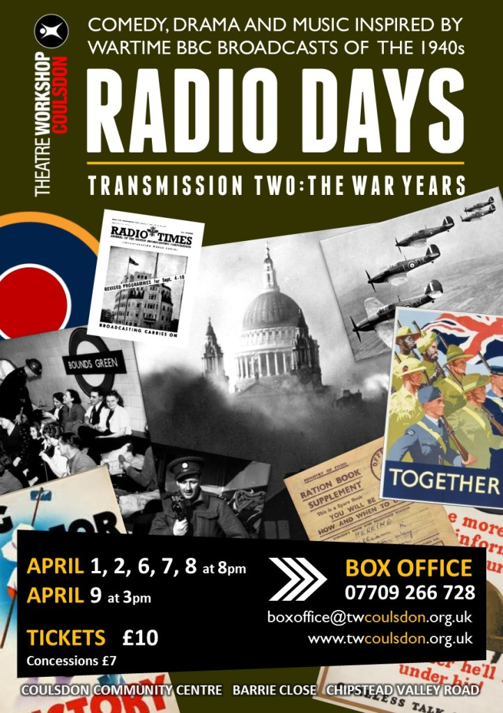 Radio Days 2 - Advert V1.0