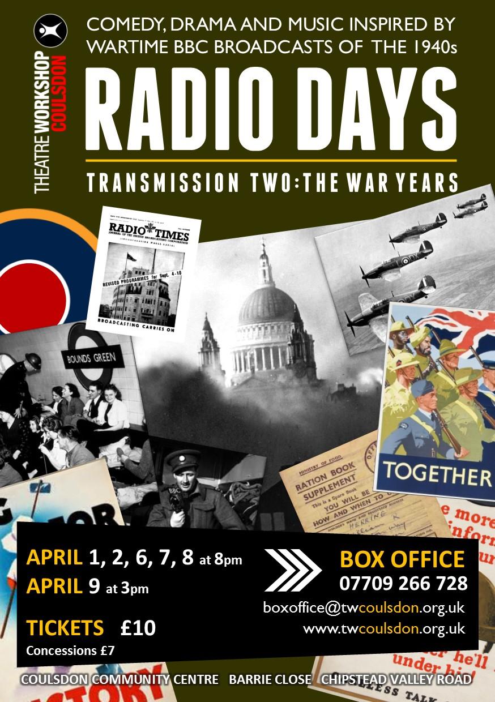Radio Days 2 - Advert V1.0