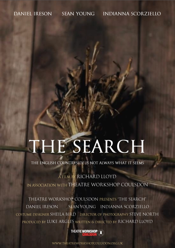 The Search - TWC Film Poster
